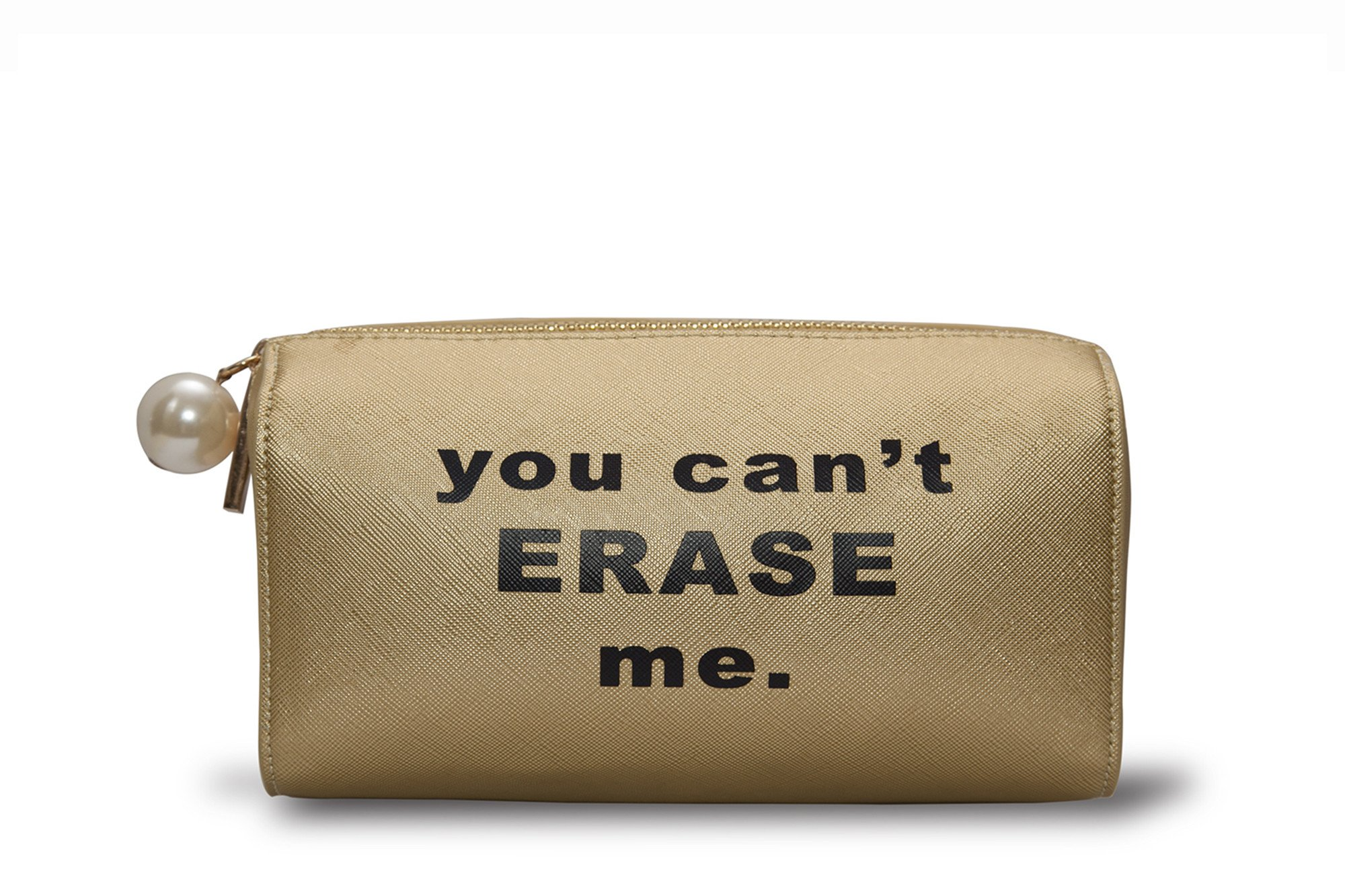 You Can't Erase Me Cosmetic Case